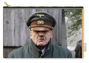Bruno Ganz As Adolf Hitler Publicity Photo Number One Downfall 2004 Frame Added 2016 Carry-all Pouch