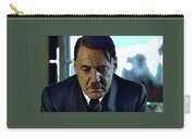 Bruno Ganz As Adolf Hitler Publicity Photo Number Two   Downfall 2004 Color Added 2016 Carry-all Pouch