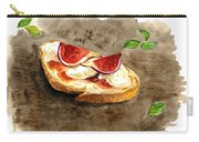 Bruschette Con Fichi Carry-all Pouch