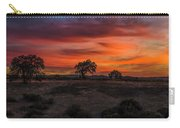 Brushstrokes In The Sky Carry-all Pouch