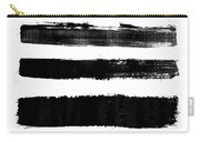 Brushstrokes Carry-all Pouch