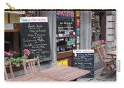 Brussels - Restaurant Chez Patrick Carry-all Pouch
