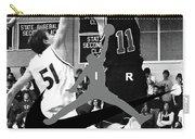 Bryan Nelson Goes Michael Air Jordan, A Shawnee Mission East High School Legend Carry-all Pouch