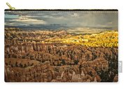Bryce At Sunset Carry-all Pouch
