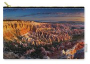 Bryce Canyon Early Morning Carry-all Pouch