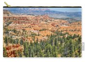 Bryce Canyon Fairyland Vista Point Carry-all Pouch
