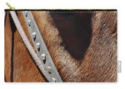 Bryce Canyon Horse Portrait Carry-all Pouch