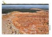 Bryce Canyon Inspiration Point Carry-all Pouch