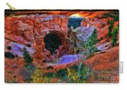 Bryce Canyon Natural Bridge Carry-all Pouch