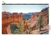 Bryce Canyon Natural Bridge - Utah Carry-all Pouch
