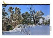 Bryce Canyon Snowfall Carry-all Pouch