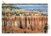 Bryce Canyon Vertical Hoodoos Carry-all Pouch