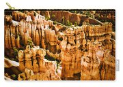 Bryce Canyon Vertical Image Carry-all Pouch