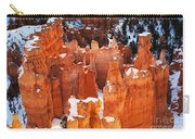 Bryce Canyon Winter 1 Carry-all Pouch