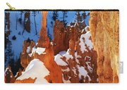 Bryce Canyon Winter 4 Carry-all Pouch