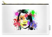 Bryce Dallas Howard Pop Art Carry-all Pouch