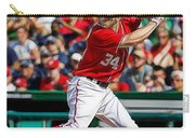 Bryce Harper Washington Nationals Carry-all Pouch