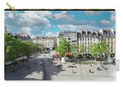 Georges Pompidou Square Carry-all Pouch