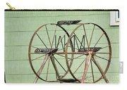 Bubbas  Fairs Wheel Carry-all Pouch