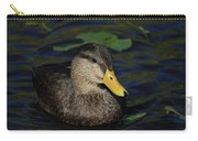 Bubble Duck Carry-all Pouch