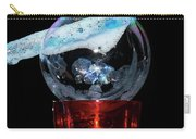 Bubble In A Glass Carry-all Pouch
