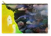 Bubbles Of Life Carry-all Pouch