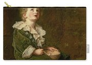 Bubbles Carry-all Pouch by Sir John Everett Millais