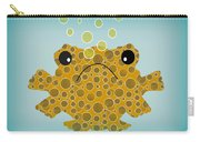 Bubbles The Fish Carry-all Pouch
