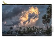 Bubbling Clouds Carry-all Pouch