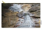 Bubbling Spring Branch Cascades Carry-all Pouch