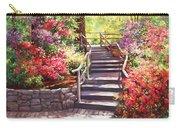 Buchart Garden Stairway Carry-all Pouch
