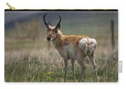 Buck Antelope  Carry-all Pouch
