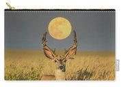 Buck Moon  Carry-all Pouch