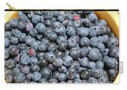 Bucket Of Blueberries Carry-all Pouch