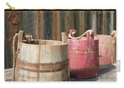 Buckets Carry-all Pouch