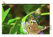 Buckeye Butterfly On The Move 1 Carry-all Pouch
