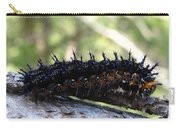 Buckeye Caterpillar Carry-all Pouch