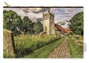 Bucklebury Parish Church Berkshire Carry-all Pouch