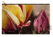 Bud To Blossom Carry-all Pouch