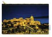 Buda Castle At Night Carry-all Pouch