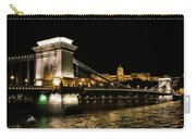 Chain Bridge And  Buda Castle  Carry-all Pouch