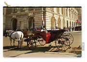 Vienna Buggy Man Carry-all Pouch
