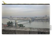 Budapest Hungary Panoramic View Carry-all Pouch