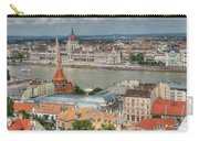 Budapest Overview Carry-all Pouch