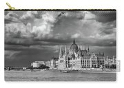 Budapest Parliament From The Chain Bridge Carry-all Pouch