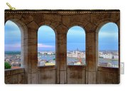 Budapest Parliament From The Fishermans Bastion Carry-all Pouch