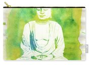 Buddha By Raphael Terra Carry-all Pouch