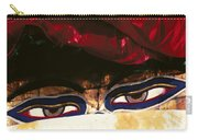 Buddha Eyes Carry-all Pouch