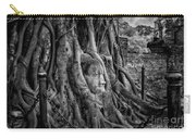 Buddha Head Ayutthaya Carry-all Pouch