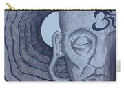 Buddha In Ink Carry-all Pouch